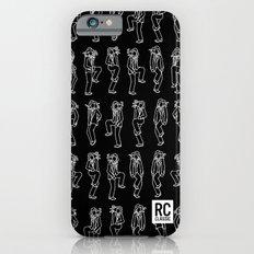 Natty Dred - Black iPhone 6 Slim Case