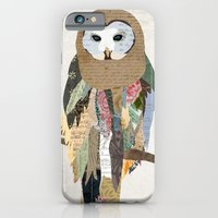 Owl Collage iPhone 6 Slim Case