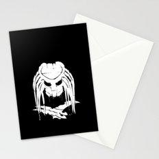 Pochoir - Predator Stationery Cards