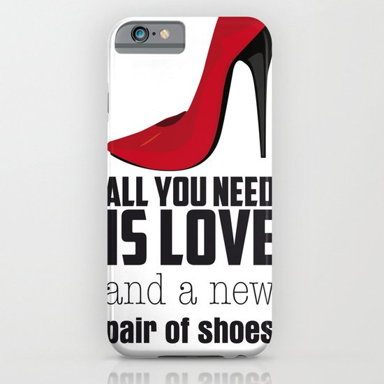 All you need is love! iPhone & iPod Case