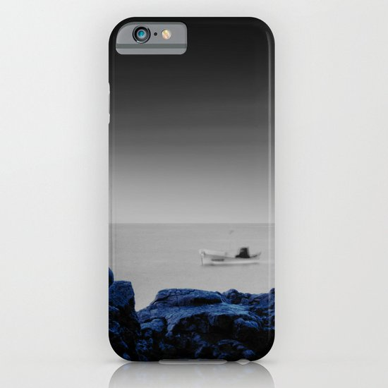 blue rocks iPhone & iPod Case