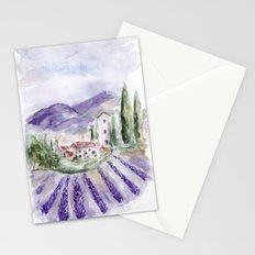 Provence Stationery Cards