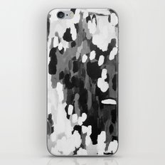 No. 68 Modern Abstract Painting iPhone & iPod Skin