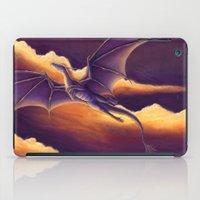Sunset Dragon iPad Case