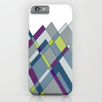 iPhone & iPod Case featuring GeoMount by AJJ ▲ Angela Jane Johnston