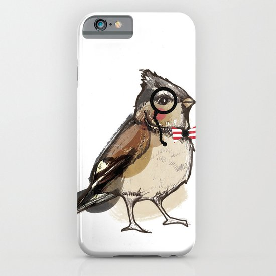 Mister bird for Sorted Exhibition iPhone & iPod Case