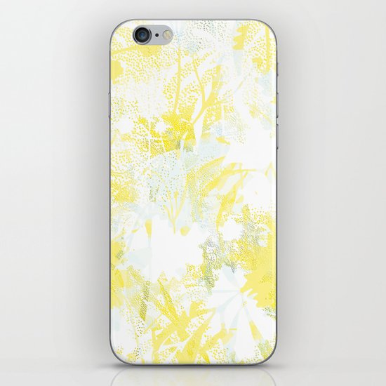 Blooming Flowers iPhone & iPod Skin