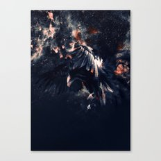 NIGHT HUNTER Canvas Print