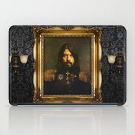 iPad Case featuring Dave Grohl - Replaceface by Replaceface