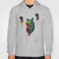 Tiger With F**king Lazer… Hoody