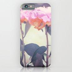 Pink Peony 14 Slim Case iPhone 6s