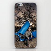 Bam Margera - Eerie Tree… iPhone & iPod Skin