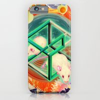 iPhone & iPod Case featuring Life, as many people have spotted, is, of course, terribly unfair. by Kristal Raelene Melson