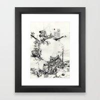 Japan 1 Framed Art Print