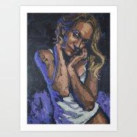 Libby Gale Art Print