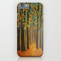 iPhone & iPod Case featuring In the morning light by maggs326