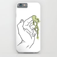 A Hand with Snot iPhone 6 Slim Case