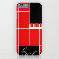 Dmitri Shostakovich - DS… iPhone 6 Slim Case
