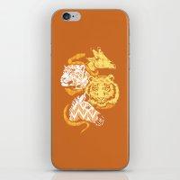 Animal Prints iPhone & iPod Skin