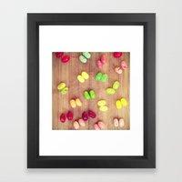 Jelly Babes Framed Art Print