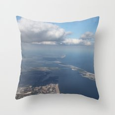 Verboten Throw Pillow