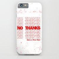 No Thanks iPhone 6 Slim Case