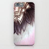 Oil Pastels/Charcoal/Conte Crayon iPhone 6 Slim Case