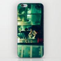 Hong Kong #4 iPhone & iPod Skin
