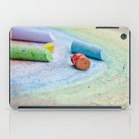 The Rainbow Connection iPad Case