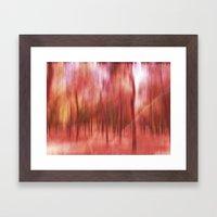 initiation (back to unnatural) Framed Art Print