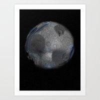 Spacellage Art Print