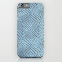 A Calming Blue iPhone 6 Slim Case
