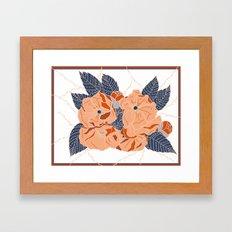 Janem I Framed Art Print