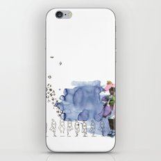 to grow up iPhone & iPod Skin
