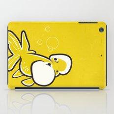 Bubble Eye Goldfish iPad Case