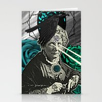 Ancient Spells Stationery Cards