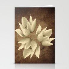 Vintage Flowers Digital … Stationery Cards
