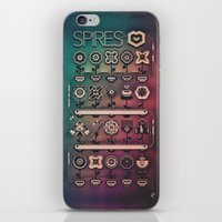 SPIRES IRRIGATION (2014) iPhone & iPod Skin