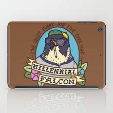 Millennial Falcon iPad Case