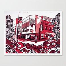 Tokyo 2008 Canvas Print