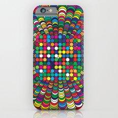 Focus Geometric Art Print. Slim Case iPhone 6s