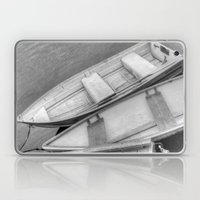 Two Boats Laptop & iPad Skin