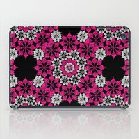 Squiggle pink iPad Case