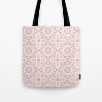 Ethnic Moroccan Motifs Seamless Pattern 8 Tote Bag