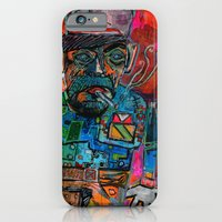iPhone & iPod Case featuring Brick Layer by czavelle