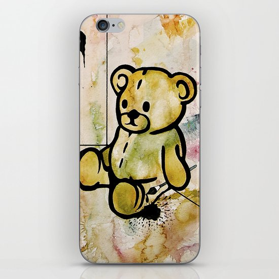 You don't like me. iPhone & iPod Skin
