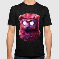 Self-portrait As Bear Mens Fitted Tee Tri-Black SMALL