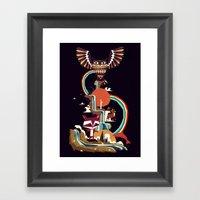 Precious Overkill Framed Art Print