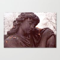 WallaFall Canvas Print