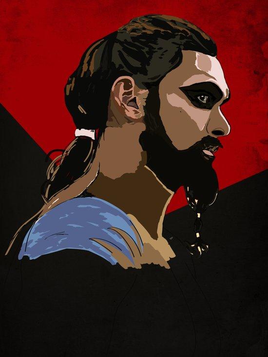 Kahl  Canvas Print